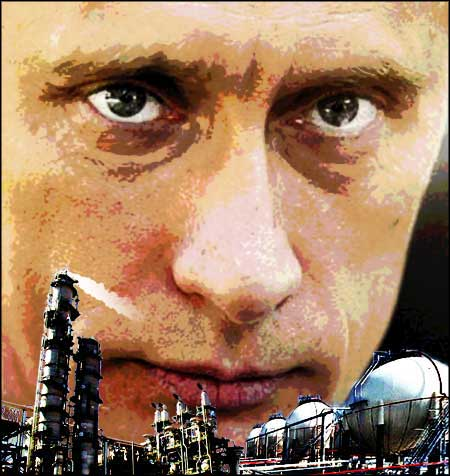 Putin's energy resources